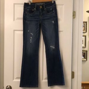NWOT American Eagle Super Stretch Jeans Size 2
